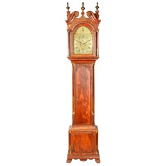 Early 19th Century Mahogany London longcase clock, by 'Chater and Son'