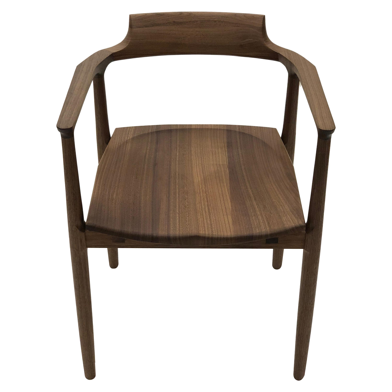 Henry the Armchair in Walnut