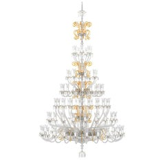 Large Trevi Classical Handmade Crystal Chandelier I from Bohemia