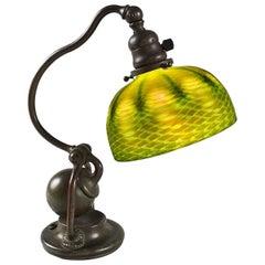 "Tiffany Studios ""Counter Balance"" Desk Lamp"