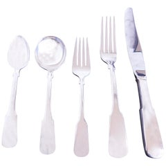 Eighteen Ten 1810 by International Sterling Silver Flatware Service 43 Pieces