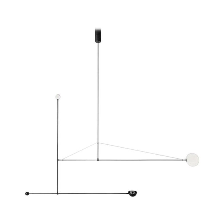 Michael Anastassiades, Mobile Chandelier 1, London, 2008 For Sale