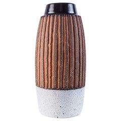 Mari Simmulson Vase Model Rusticana by Upsala-Ekeby in Sweden