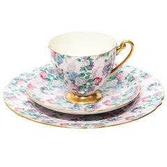 Shelly England Teacup Set