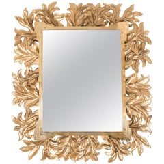 Monumental Illuminated Rectangular Mirror