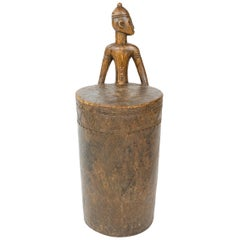 West African Tribal Stool