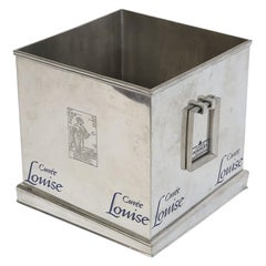 Pommery Cuvee Louise Square Champagne Cooler