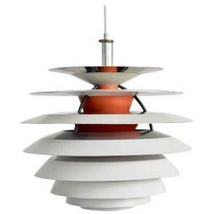 Poul Henningsen PH Contrast Pendant Lamp by Louis Poulsen Denmark