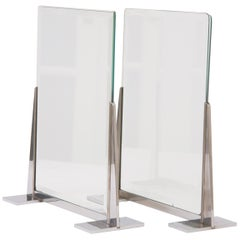 Pair of Large Art Deco Photo Frames