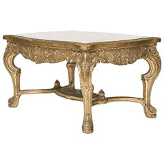 Royal Lounge Table from Fredensborg Palace