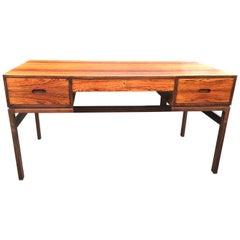 Rosewood Model 80 Desk by Arne Wahl Iversen for Vinde Mobelfabrik