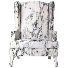 Louis XV Goes To Sparta Armchair by Maurizio Galante and Tal Lancman