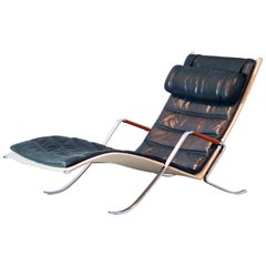 Fabricius Kastholm Grasshopper Easy Chair Mod. FK 87 Kill International Denmark