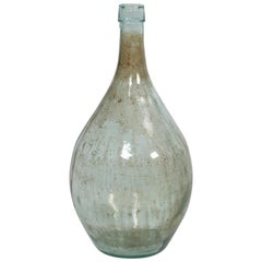 Antique French Demijohn