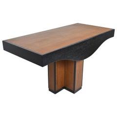 Belgian Art Deco Center Table