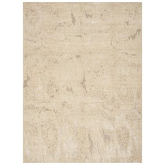 Schumacher Moire Area Rug in Wool by Patterson Flynn Martin