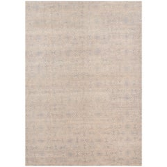 Schumacher Monarch Area Rug in Hand Knotted Wool by Patterson Flynn Martin