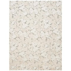 Schumacher Silkeborg Area Rug in Hand Knotted Wool & Silk by Patterson Flynn Mar