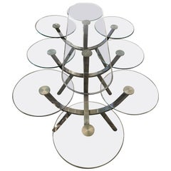 "Design Institute of America ""Circle of Life"" Table"