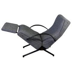 Model P40 Lounge Chair by Osvaldo Borsani for Tecno, 1954