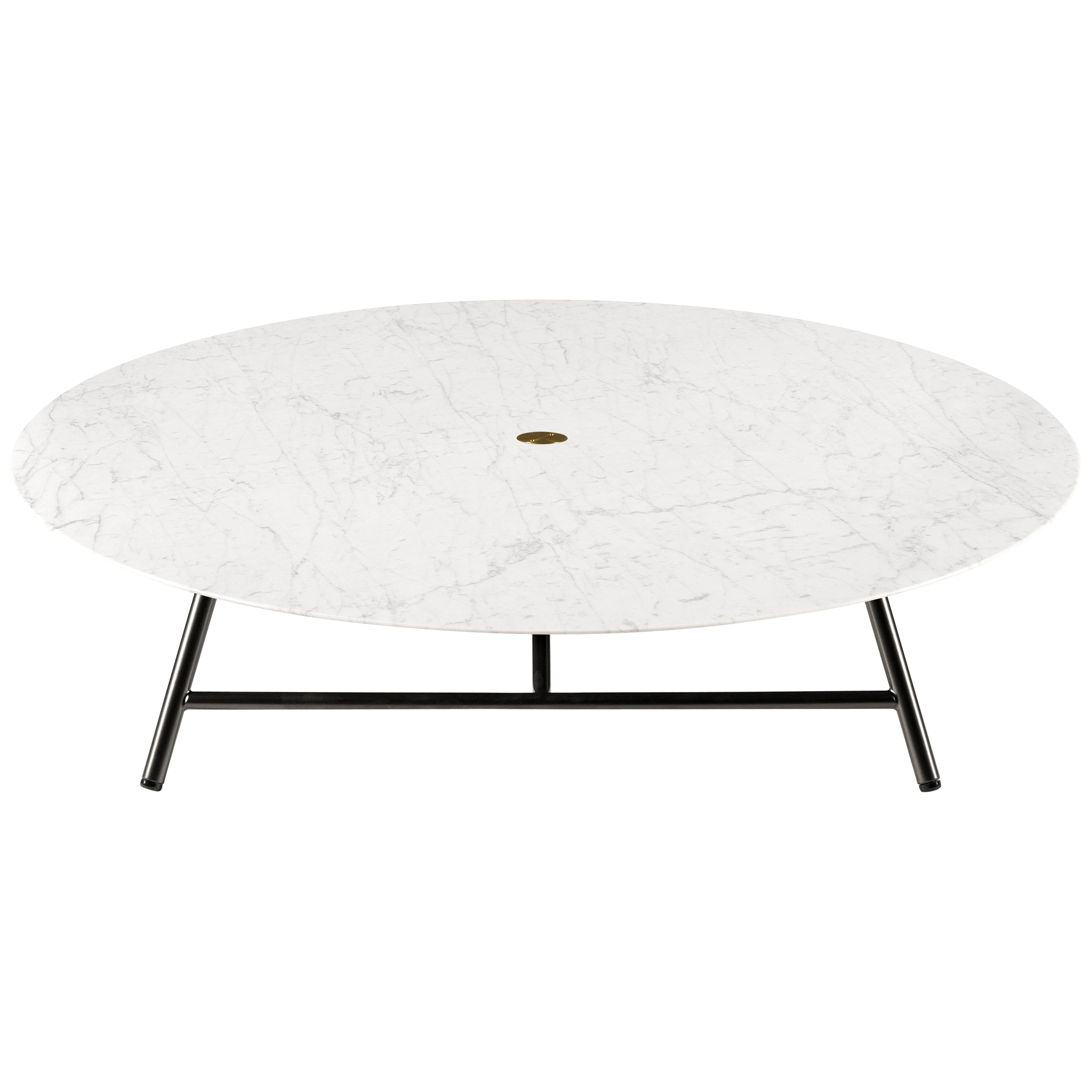 Salvatori Low Large W Round Coffee Table