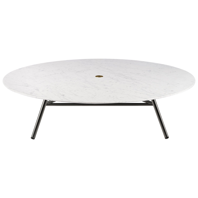 Salvatori Low Medium W Round Coffee Table