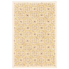 Schumacher Sintra Area Rug in Hand-Coiled Abaca by Patterson Flynn Martin