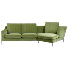 Corner Sofa 'Colour of your choice' by Antonio Citterio
