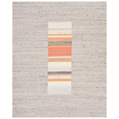 Schumacher Montisi Area Rug in Handwoven Wool by Patterson Flynn Martin