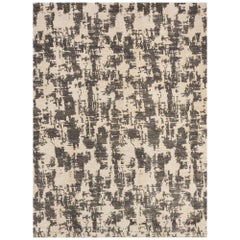 Schumacher Palomar Area Rug in Hand Knotted Wool & Silk by Patterson Flynn Marti