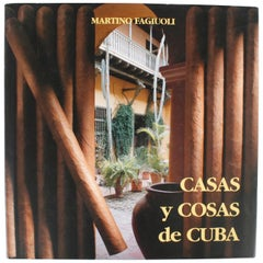 Casas Y Cosas De Cuba by Martino Fagiuoli, First Edition