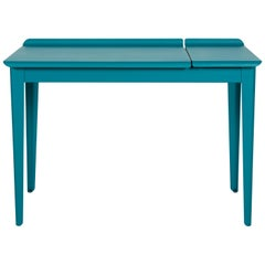Flap Desk 57x105 in Pop Colors by Tolix