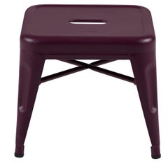 H Stool 30 in Pop Colors by Chantal Andriot and Tolix
