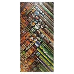Spectacular Mosaic Panel Designed by Charles Gianferrari