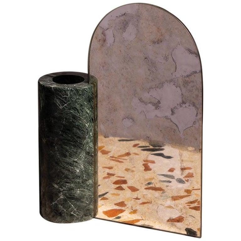 Marble Countertop Mirror, Vase For Sale