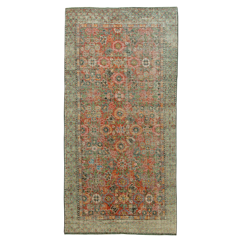 Silk Samarkand Vintage Rug
