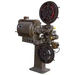 Midcentury Film Projector, Cinemeccanica Milano