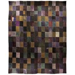 Dizmeck Kilim Turkey Large Wool Rug