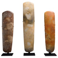 Neolithic Stone Age Ceremonial Axes from Denmark, 3000 BC