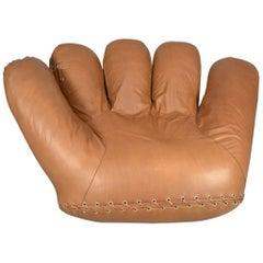 Baseball Glove Joe Armchair by De Pas