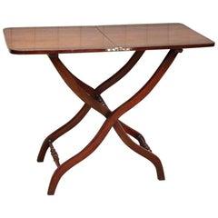 Victorian Mahogany Coaching Table