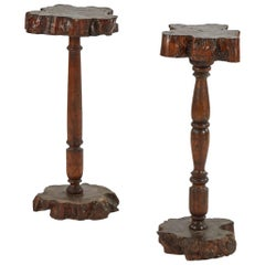 Pair of Naive Forest Tables