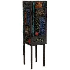 "James Bearden ""Segment Cabinet #2"""