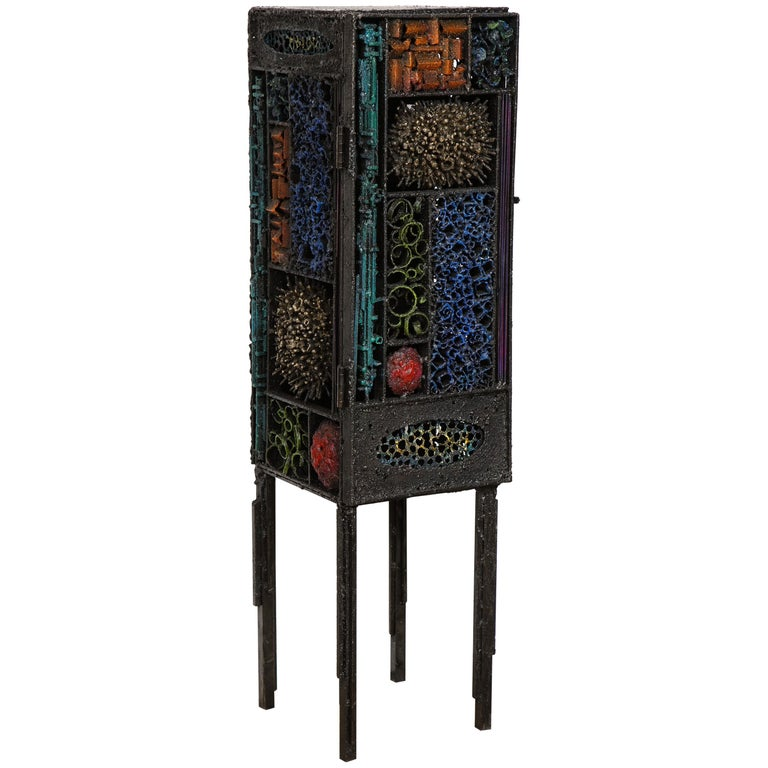 "James Bearden ""Segment Cabinet #2"" For Sale"