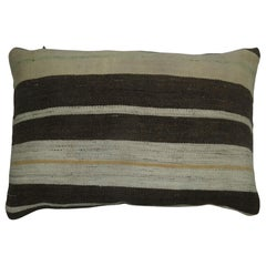 Double Sided Kilim Pillow
