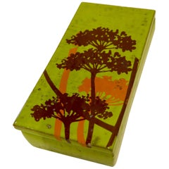 Aldo Londi Bitossi Ceramic Boxes