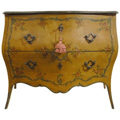 Late 19th Century Venetian Painted Commode