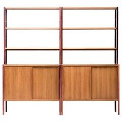 Pair of Bookcases by Bertil Fridhagen