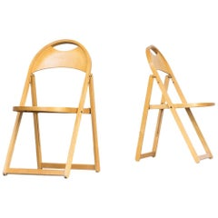 1950s Folding Chair for OTK Set of 2