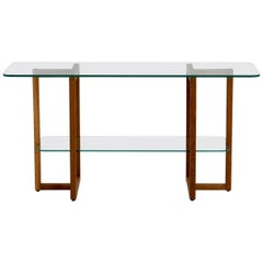 Modern Swedish Console Table, circa 1960